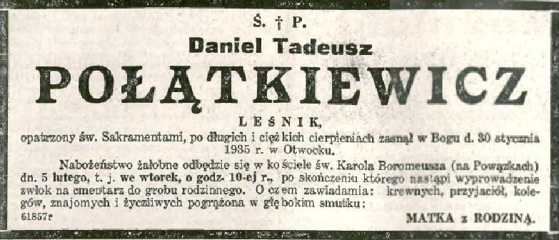 Daniel Polątkiewicz