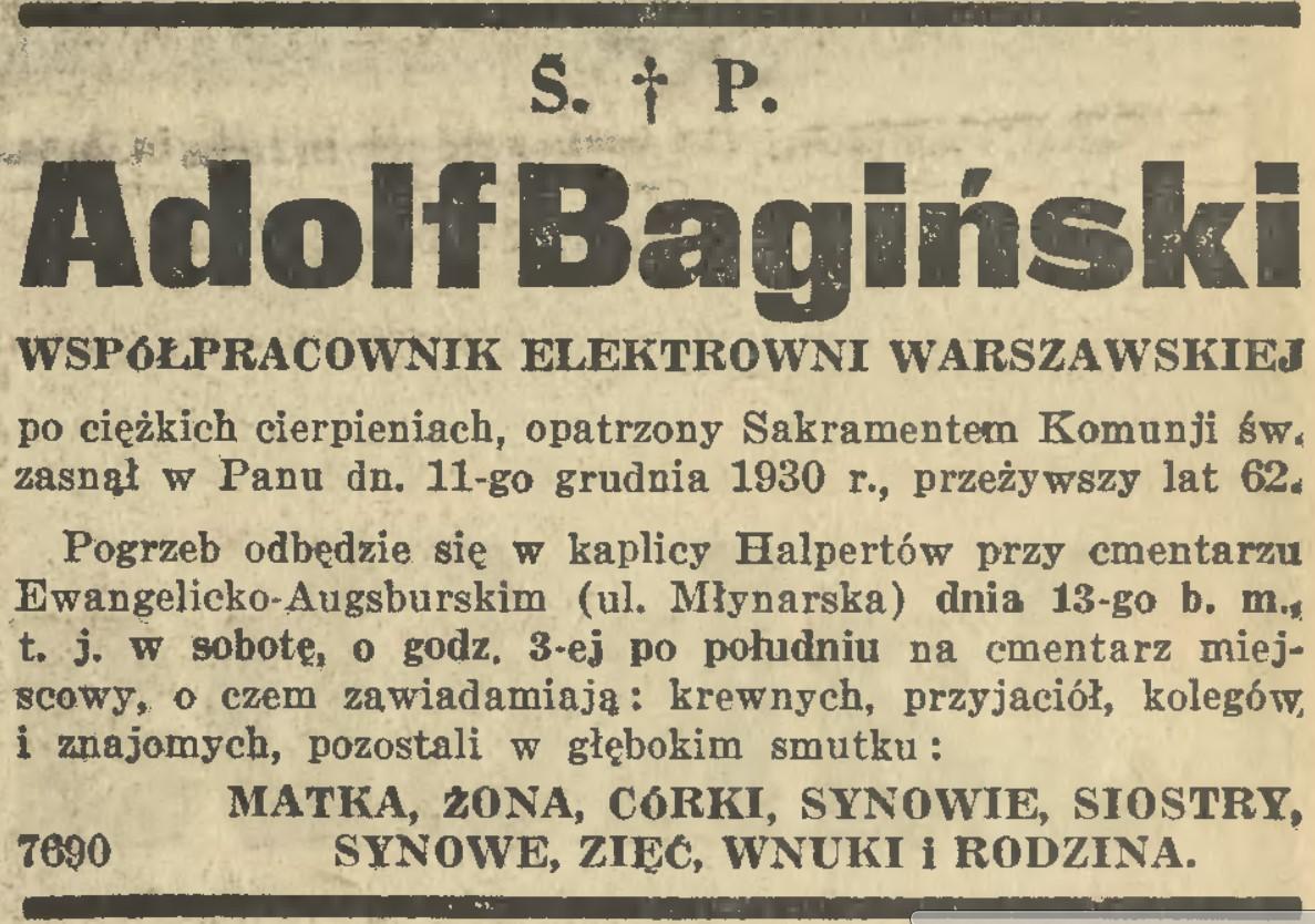 Adolf Bagiński